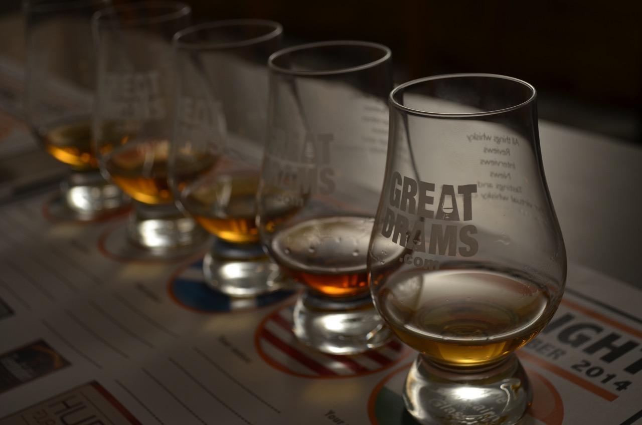 Whisky Tasting Evening - HGSS - Hampstead Garden Suburb