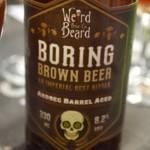 Weird Beard Brewery