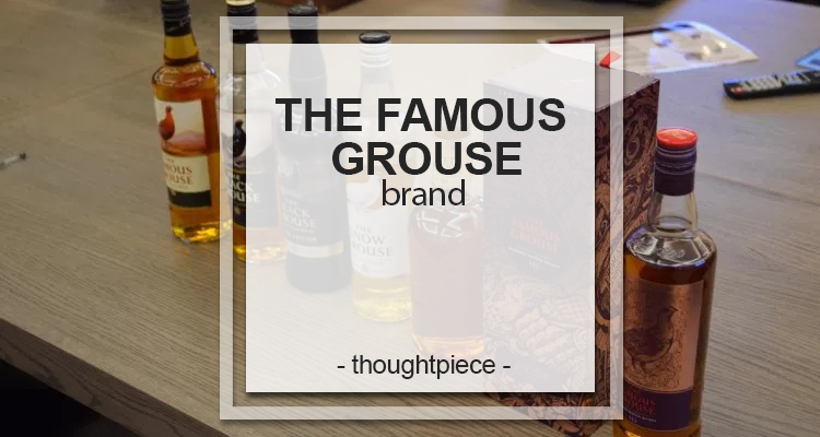 Famous Grouse brand