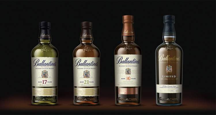 Ballantine's Prestige