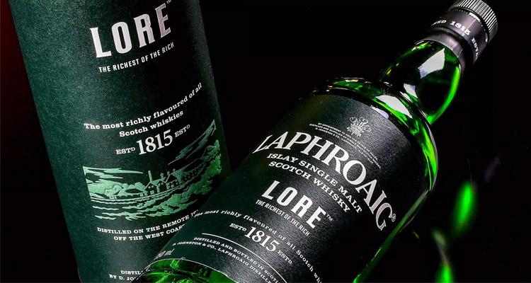 Laphroaig Lore Review