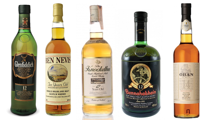 Naming in whisky