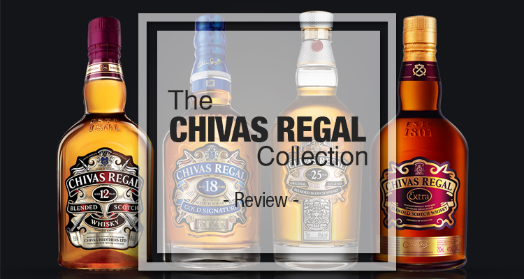 dafcbe4bf Chivas and Chivas Regal have a bright and long history in the Whisky  business.