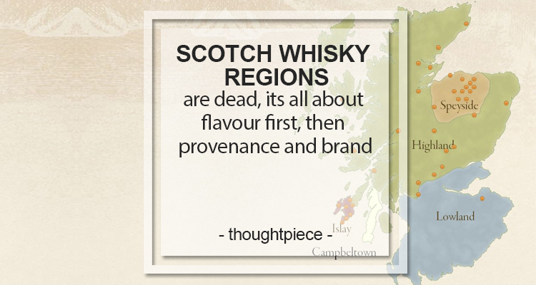 scotch whisky regions