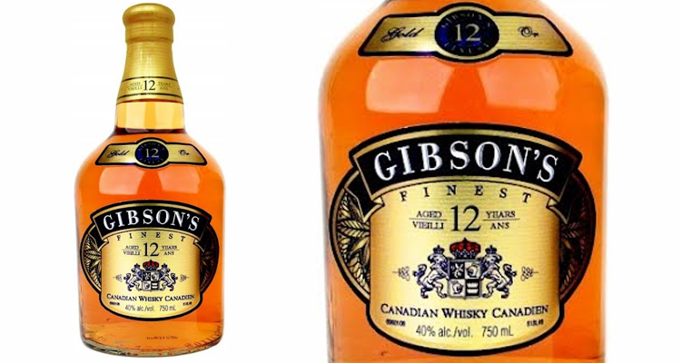 Gibson's Finest 12