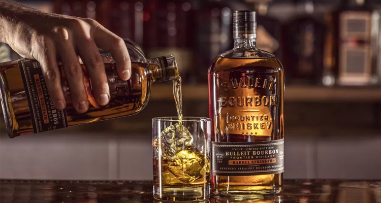 Bulleit Boubron Barrel Strength