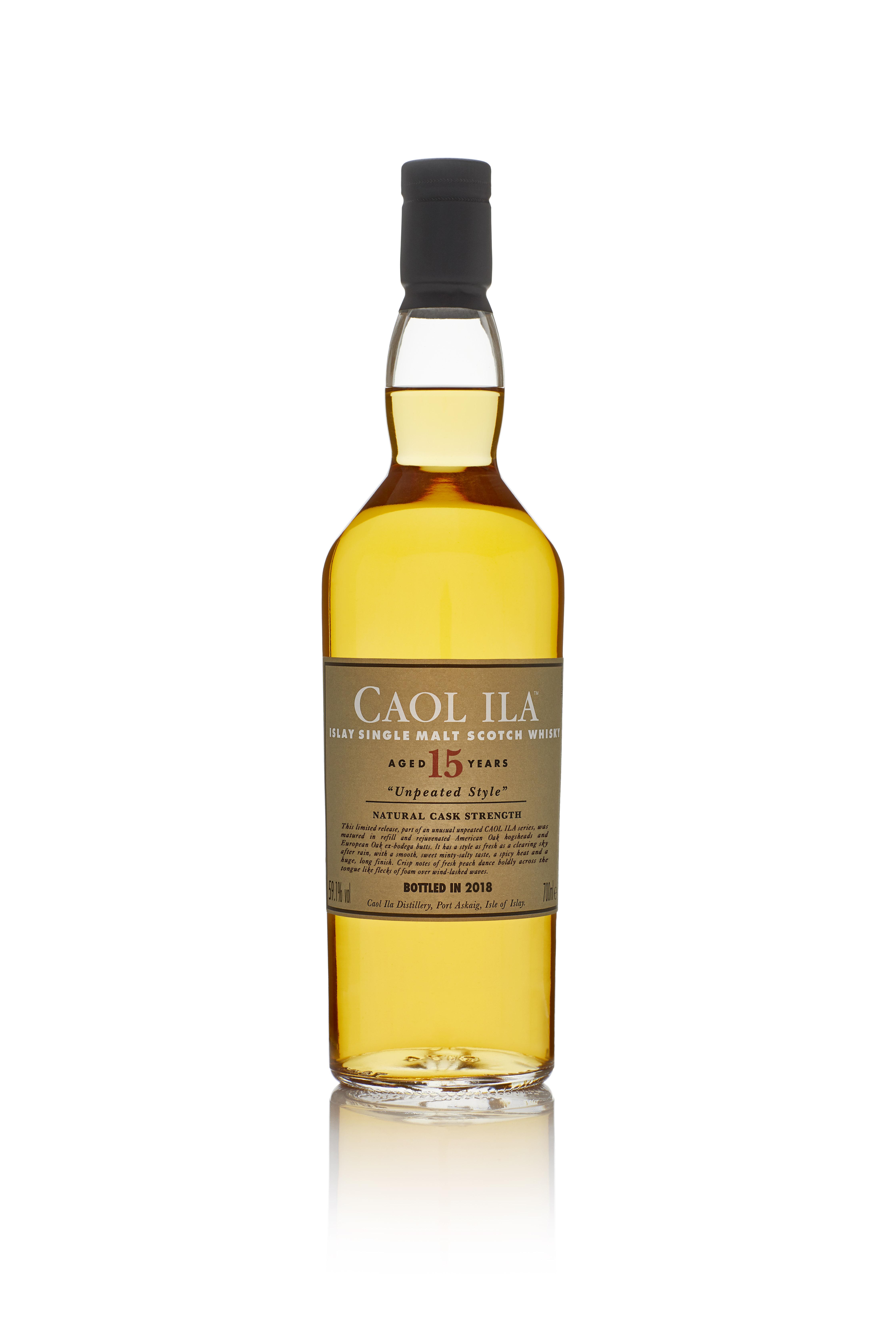 6281073 SR2018 CaolIla15 Bottle 700ml 1