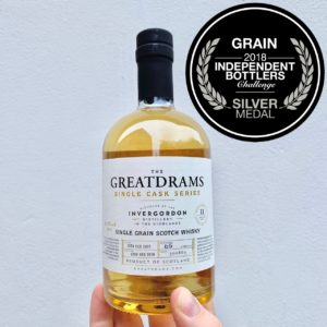 GreatDrams Invergordon Award