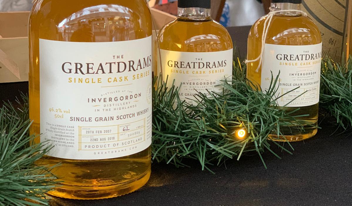 Invergordon whisky