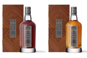 Inverleven 1985 and Glenrothes 1974