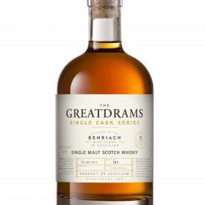 greatdrams benriach bottle single 50cl