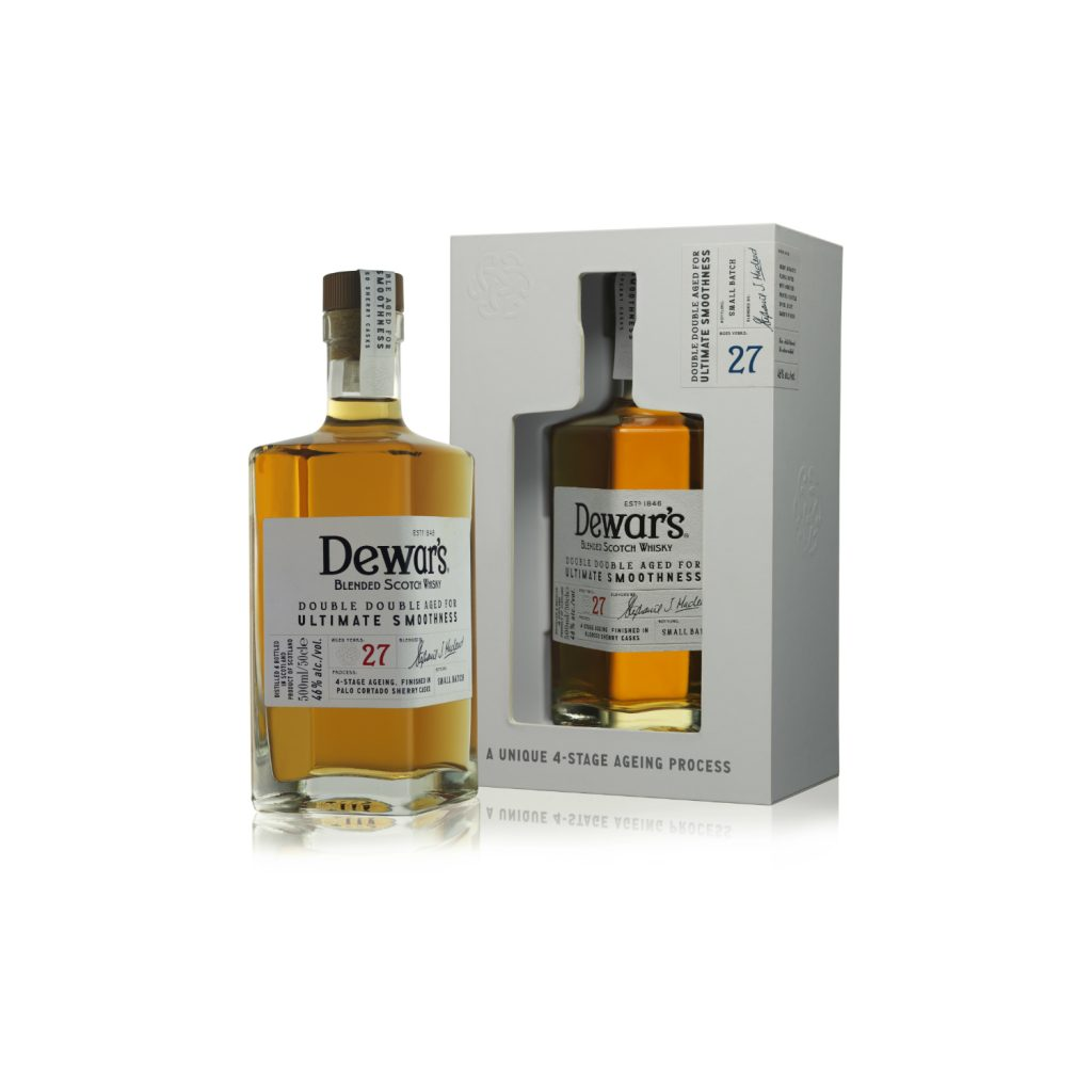 Dewar's Double Double Series 27 Year Old